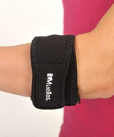 Tennis Elbow Support Mueller® Tennis Elbow Support Left or Right Elbow