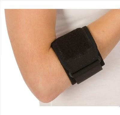 Tennis Elbow Support 3M Futuro Strap Left or Right Black