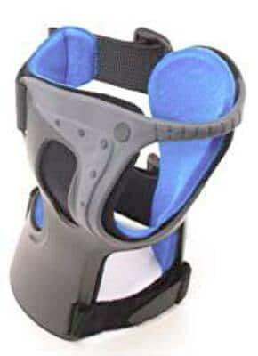 Carpal Tunnel Wrist Support Ossur Nylon RT Hand Black LG