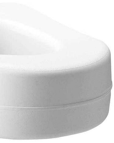 Raised Toilet Seat Carex® Economy 5-1/2 Inch Height White