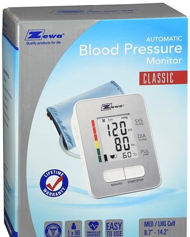 BLOOD PRESSURE AUTOMATIC FULL MONITOR ZEWA UAM-720