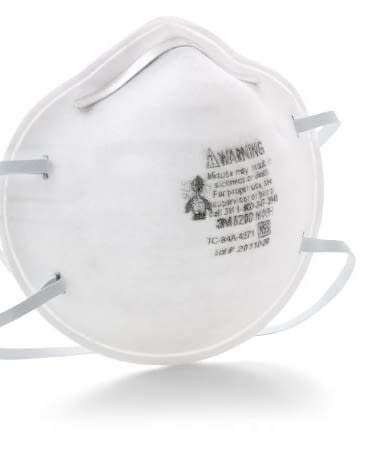 N95 Particulate Respirator Mask (3M 8200)