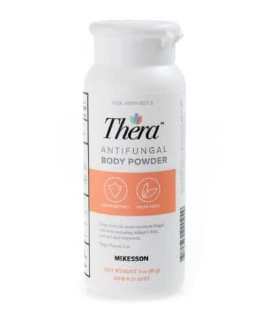 Antifungal Thera Miconazole 2% Powder 3 oz. Shaker Bottle