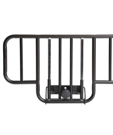 Bed Side Rail Half Length Drive™ 30-1/2 Inch Length 18 Inch Height