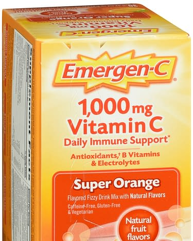 EMERGEN-C VITAMIN C 1000MG