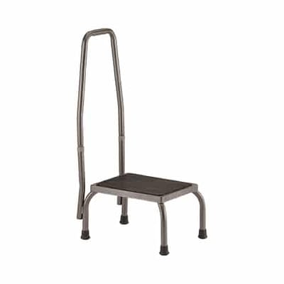 Step Stool with Handrail