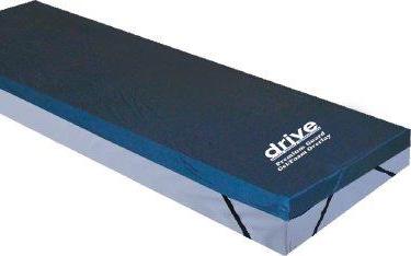 Mattress Overlay Premium Guard 76 L X 34 W X 3.5 H Inch
