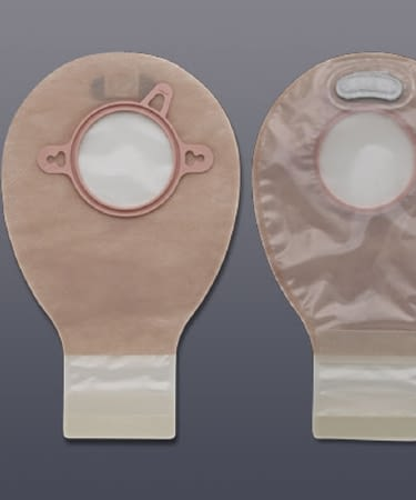 Ostomy Pouch SenSura Mio Two-Piece System 11486