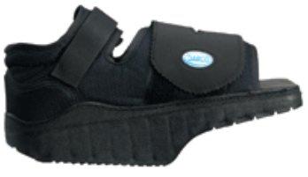 Off Loading Shoe Unisex Black