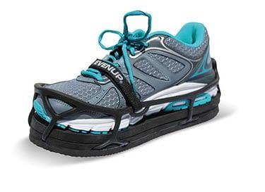 Evenup Shoe Leveler Black