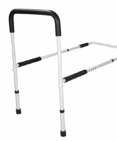 Bed Side Assist Rail Drive 19-3/4 Inch 13-1/2 Inch Height
